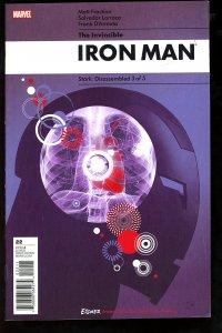 Invincible Iron Man #22 (2010)
