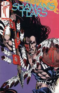 Shaman's Tears #2 VF/NM; Image | save on shipping - details inside
