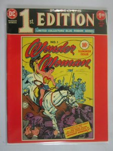 Famous First Edition Wonder Woman #6 Treasury edition 4.0 VG (1975)