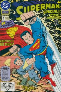 Superman (2nd Series) Special #1 VF/NM; DC | save on shipping - details inside