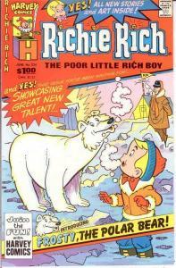 RICHIE RICH  (1960-1991) 234 VF-NM  June 1988 COMICS BOOK