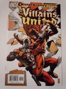 Villains United #5 (2005)