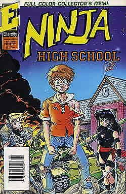Ninja High School in Color #3 FN; Eternity | save on shipping - details inside