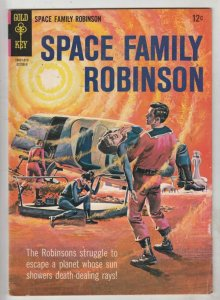 Space Family Robinson, Lost In Space #14 (Oct-65) VF/NM High-Grade Will Robin...