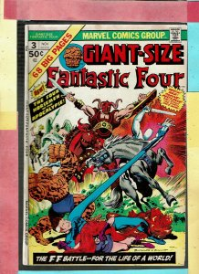 GIANT SIZE FANTASTIC FOUR 3