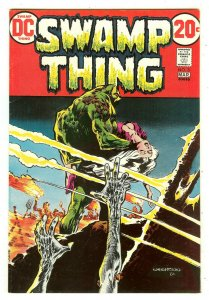 Swamp Thing 3   Wrightson