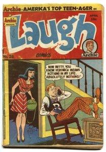 Laugh Comics #26 1948-Archie-Suzie-Lingerie panels-Spicy-GGA