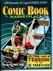 Comic Book Marketplace #87 2001-Jim Steranko-George Evans-EC Comics-VF
