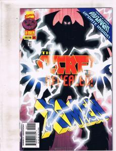 7 X-Men Marvel Comics # 54 Onslaught (2) X-Factor 106 125 126 Uncanny 365 J241