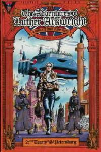 Adventures of Luther Arkwright, The (Valkyrie) #2 VF/NM; Valkyrie | save on ship