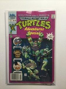 Teenage Mutant Ninja Turtles Adventures Fall Summer Sepcials 1992 N/E Fn Archie