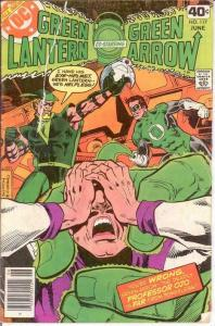 GREEN LANTERN (1960-1988) 117 GOOD COMICS BOOK
