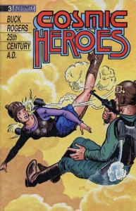 Cosmic Heroes #3 VF/NM; Eternity | save on shipping - details inside