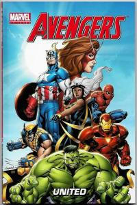 Marvel Universe The Avengers United TPB Digest - New!