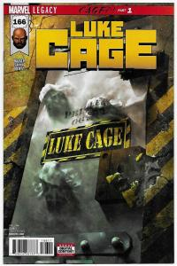 Luke Cage #166 (Marvel, 2017) NM