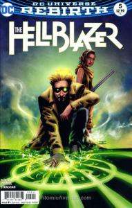 Hellblazer, The (2nd Series) #5 VF/NM; DC | save on shipping - details inside