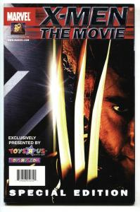 X-Men The Movie Special Edition 2000 comic book Toys R Us