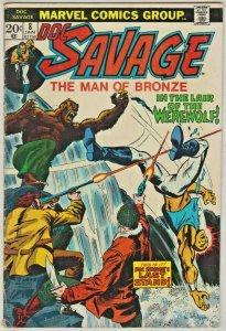 1973 Doc Savage #8