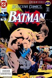 Detective Comics (1937 series) #659, NM (Stock photo)