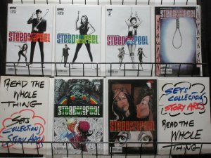 STEED & MRS PEEL (2012 BOOM) 1-6 G Morrison  complete