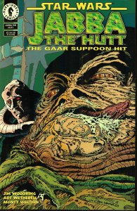 Jabba the Hutt: The Gaar Suppoon Hit #1 - VF/NM - 1995 Dark Horse