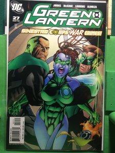 Green Lantern #27 The Sinestro Corps War Crimes