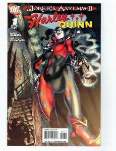 Joker's Asylum II: Harley Quinn #1 VF/NM comic book one-shot - DC james patrick