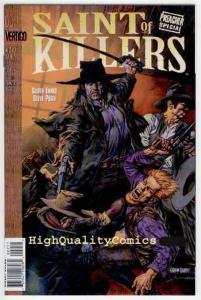 SAINT of KILLERS #2, Garth Ennis, Preacher, Fabry, NM+, more Vertigo in store