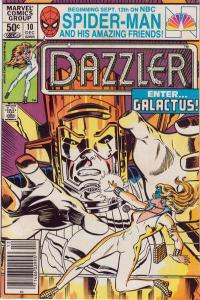 Dazzler #10, VF+ (Stock photo)
