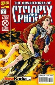 Adventures of Cyclops and Phoenix #3, NM + (Stock photo)