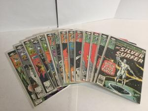 Fantasy Masterpieces Silver Surfer 1 2 4-8 10-14 Lot Nm Near Mint Marvel