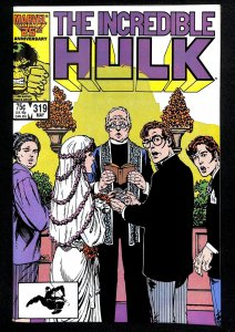 The Incredible Hulk #319 (1986)