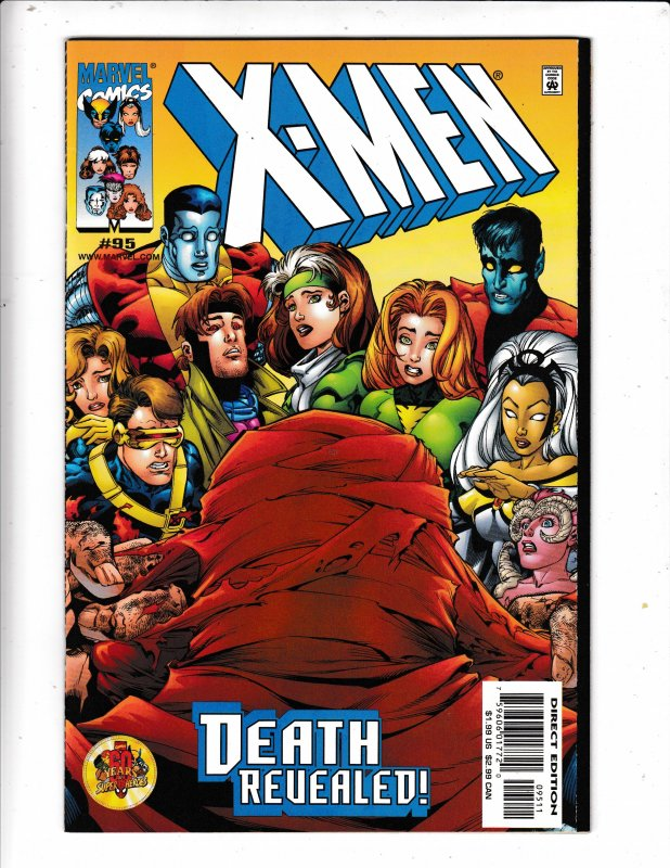 X-MEN#95 NM/VF   NO RESERVE Save on shipping