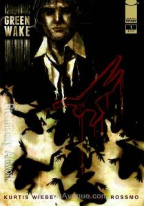 Green Wake #1 VF/NM; Image   save on shipping - details inside