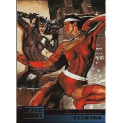 DC Versus Marvel CATWOMAN / ELEKTRA #82