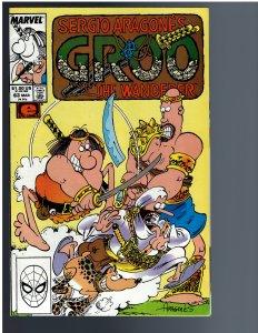 Sergio Aragone's Groo the Wanderer #63 (1990)