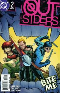 Outsiders (3rd Series) #2 VF/NM; DC | save on shipping - details inside