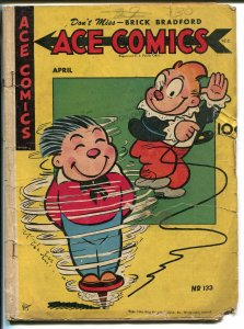 ACE #133 1948-PHANTOM-KATZENJAMMER KIDS-BLONDIE-JUNGLE JIM-PRINCE VALIANT-fr