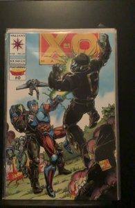 X-O Manowar #25 (1994)