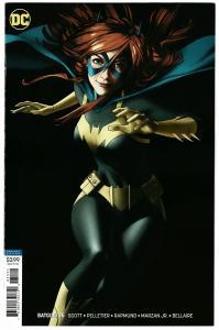 Batgirl #35 Middleton Variant Cvr (DC, 2019) NM