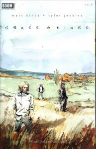 Grass Kings #5 VF/NM; Boom! | save on shipping - details inside
