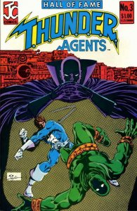 Hall of Fame Featuring the THUNDER Agents #3 FN; John C | save on shipping - det