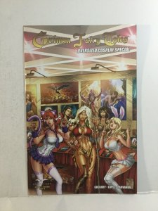 Grimm Fairy Tales Oversized Cosplay Special B Cover Nm Near Mint Zenescope