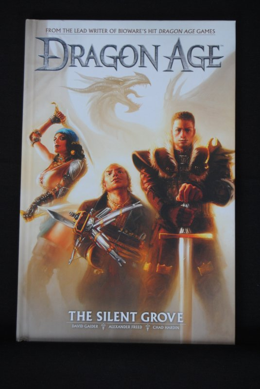 Dragon Age, The Silent Grove, Hardcover