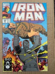 Iron Man #268 (1991)