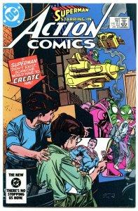 Action Comics 554 Apr 1984 NM- (9.2)