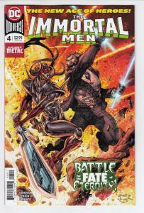 IMMORTAL MEN (2017 DC) #4
