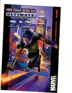 11 Ultimate X-Men Marvel Comic Books # 1 2 4 5 6 7 8 9 10 11 12 Wolverine CJ7