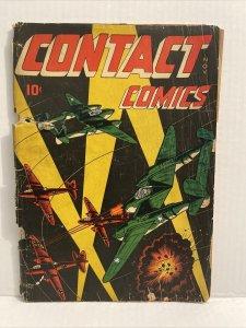 Contact Comics #3 L.B. Cole