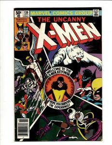 Uncanny X-Men # 139 FN/VF Marvel Comic Book Wolverine Wendigo Storm Cyclops DS4